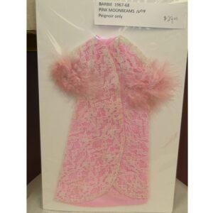 Barbie Pink Moonbeams Peignoir