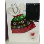 Barbie in Mexico Costume