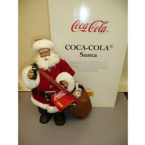 Steiff Coca-Cola Santa Chicago IL