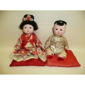 Composition Oriental Pair