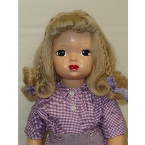 Terri Lee in Purple