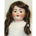 Jeanette, Paper Mache - Antique Japanese Dolls in Chicago