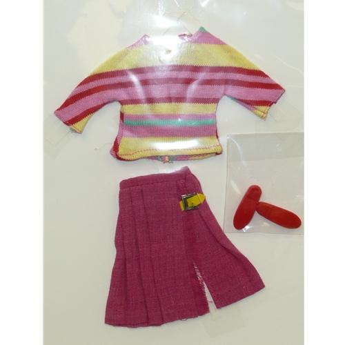 Francie Hi-Teen Costume