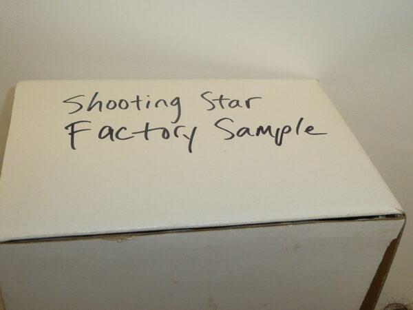 Gene Shooting Star, Factory Sample-12291