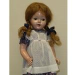 "McGuffy Anna Compo Doll, 23"""