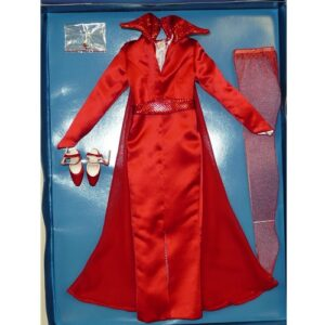 Tonner Outfit, Bewitched, Endora in Red
