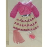 Barbie Happy Go Pink Outfit