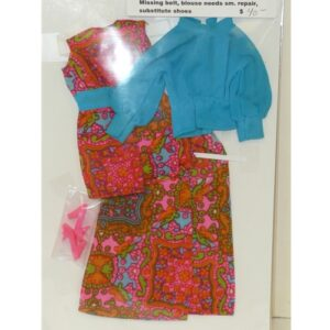 Barbie Mood Matchers Costume