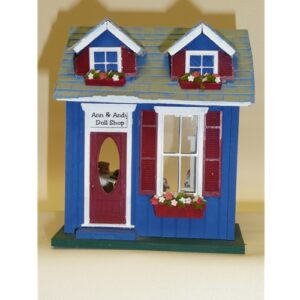 """1/4"""" Scale Ann & Andy Doll Shop"""