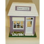 "1/4"" Scale Easter Candy Shop"