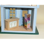 """1/4"""" Scale, The French Knot Miniature Fabric Store"""