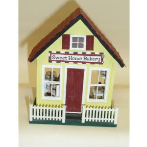 """1/4"""" Scale Sweet Home Bakery"""