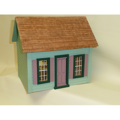 "1/4"" Scale Curio Shop Doll House Chicago IL"