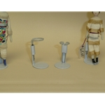 Miniature Doll Stands, 2""