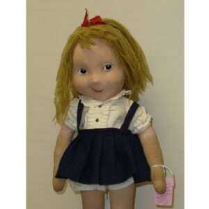 """21.5"""" Cloth Eloise Doll by Bette Gould"""