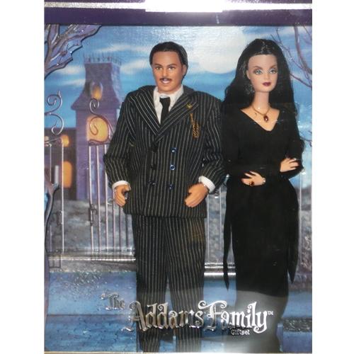 Mattel, The Adam's Family Gift Set