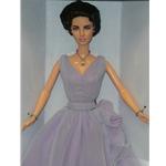 Mattel Elizabeth Taylor in Liliac Dress