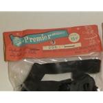 Black Vinyl Vintage Premier Doll Purse, Fits Cissy, Toni & Miss Revlon, MIB #206