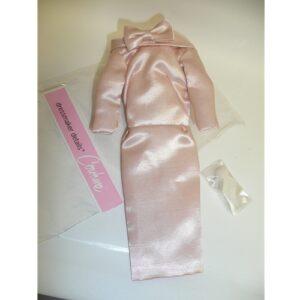 Dressmaker Details Couture Pink Dress