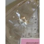 Dressmaker Details Couture Beige Dress
