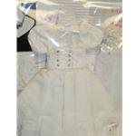Azone Integrity Size White Dress
