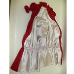 Integrity Red Cloak w/Silver Grey Lining