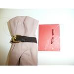 Integrity Rose/Tan Pantsuit