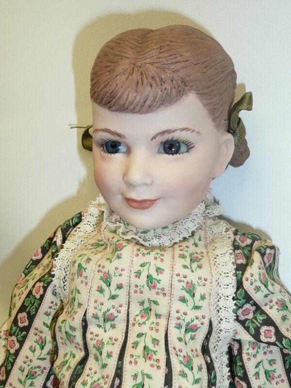Martha Thompson 1950's Betsy Sheffield & Little Brother, NIADA Doll Artist-12481