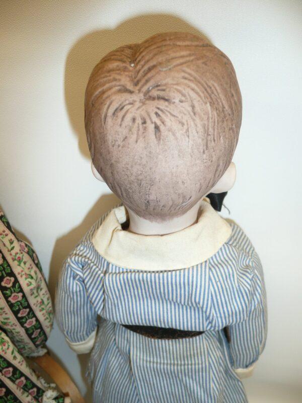 Martha Thompson 1950's Betsy Sheffield & Little Brother, NIADA Doll Artist-12483