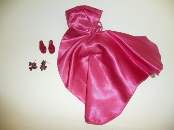 Integrity Size Dressmaker Details Fuschia Dress & Accessories-0