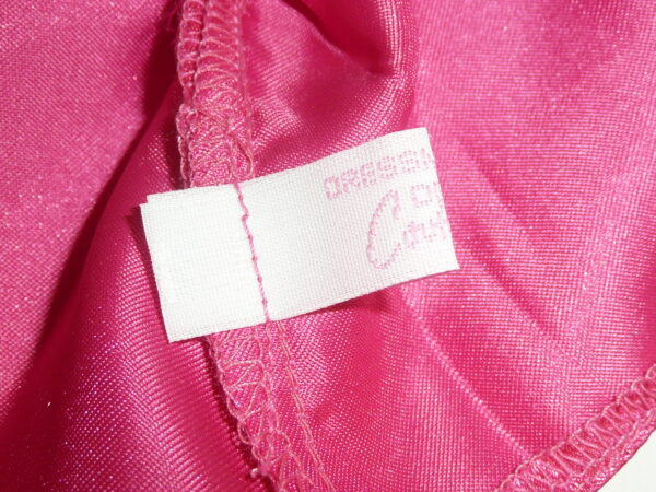 Integrity Size Dressmaker Details Fuschia Dress & Accessories-12652