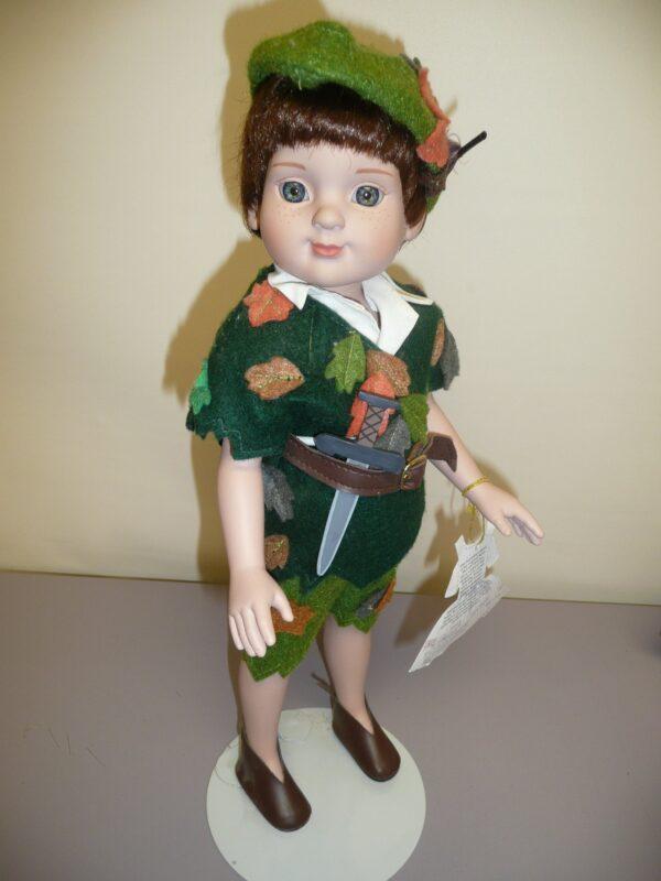 """Tonner 13.5"""" Sandy as Peter Pan (Betsy Mc Call)-0"""