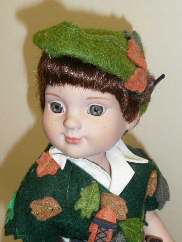 """Tonner 13.5"""" Sandy as Peter Pan (Betsy Mc Call)-12801"""