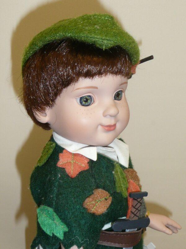 """Tonner 13.5"""" Sandy as Peter Pan (Betsy Mc Call)-12802"""