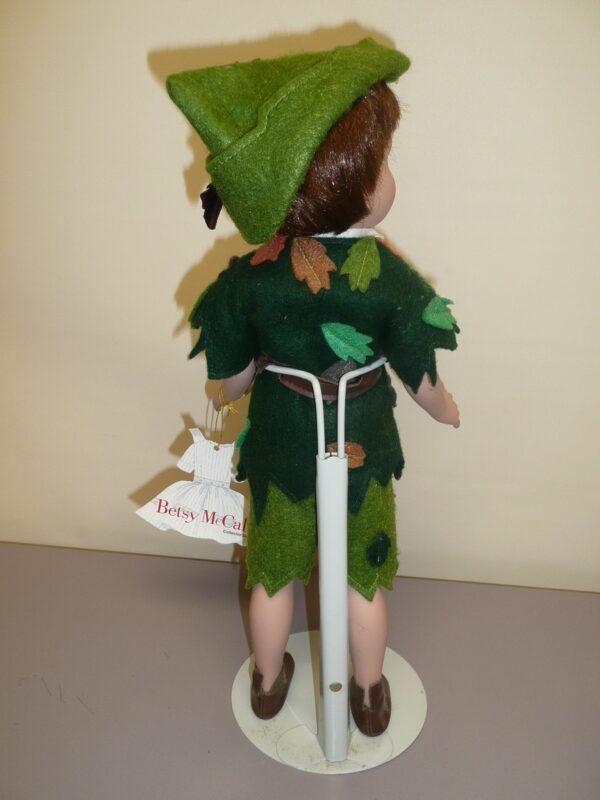 """Tonner 13.5"""" Sandy as Peter Pan (Betsy Mc Call)-12798"""