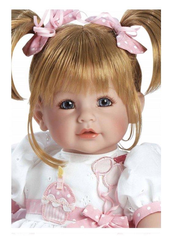 Adora, Happy Birthday, Baby, Blonde-0