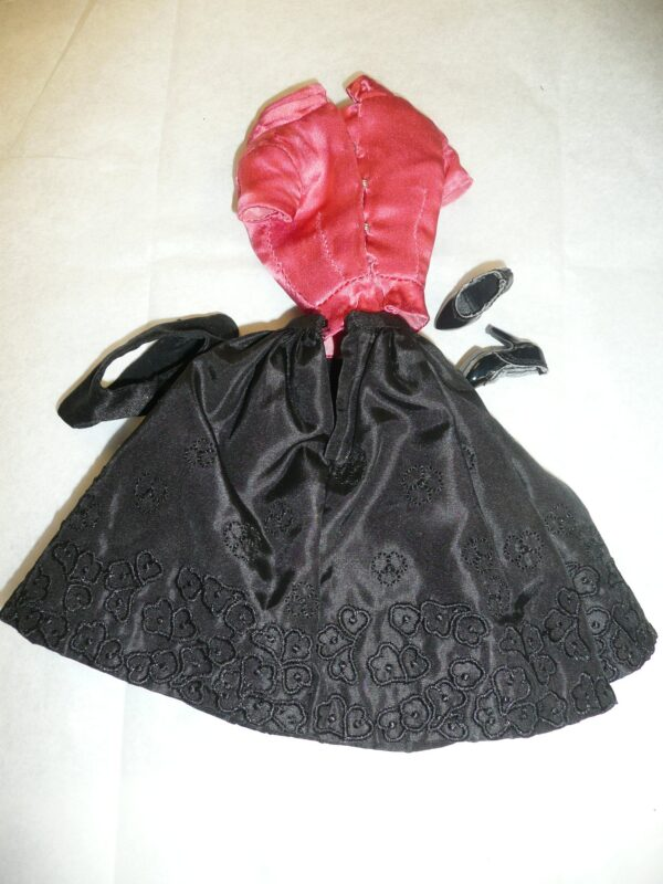 Integrity Polished Korrine Skirt, Top & Shoes-13284