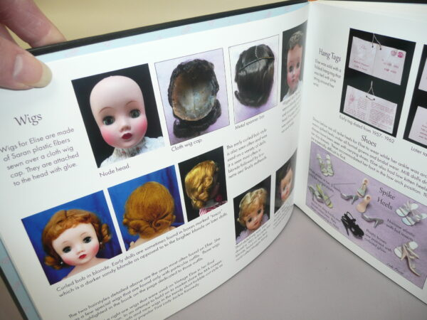 The Elise Files Book with Cissy and Cissette Sister Sets by Kiley Ruwe Shaw-13573