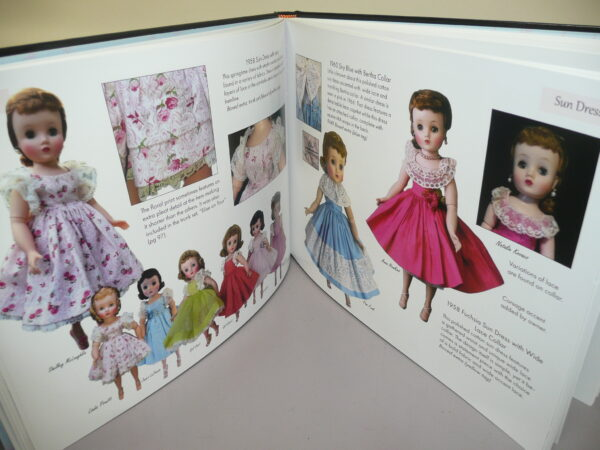 The Elise Files Book with Cissy and Cissette Sister Sets by Kiley Ruwe Shaw-13577