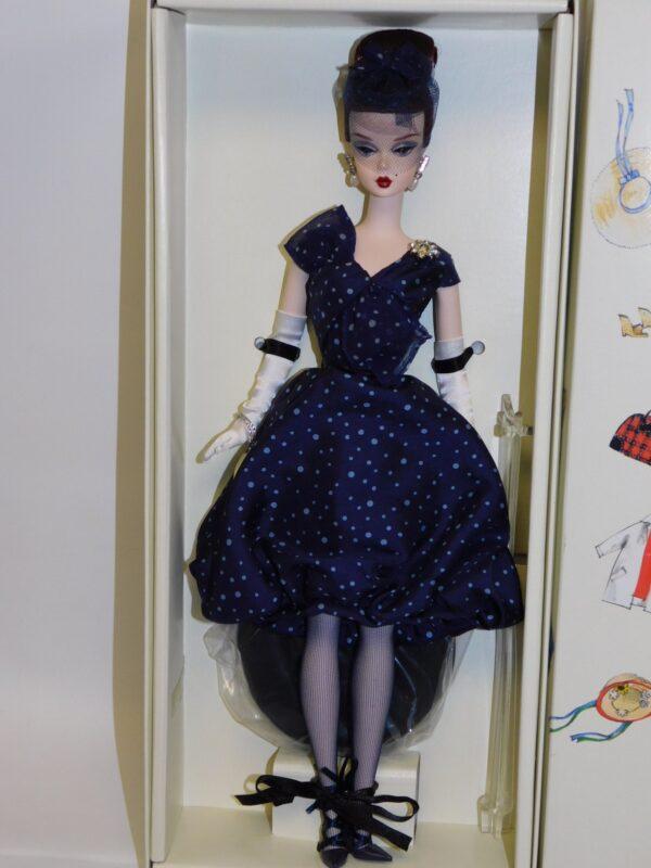 Mattel Silkstone Barbie Parisienne Pretty -0