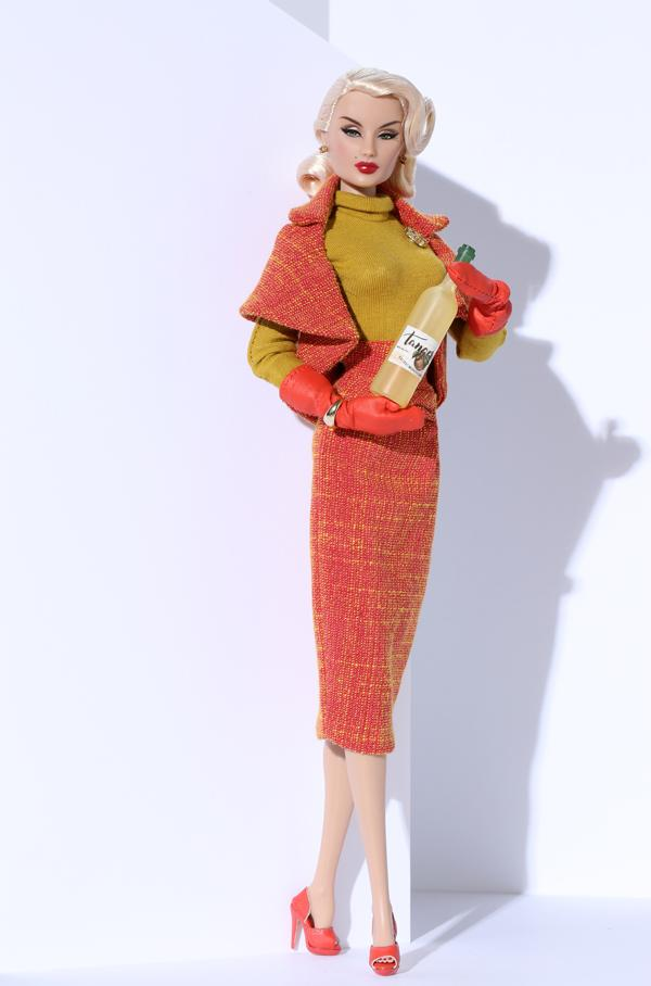 Integrity East 59th Tangier Tangerine Constance Madssen -13941