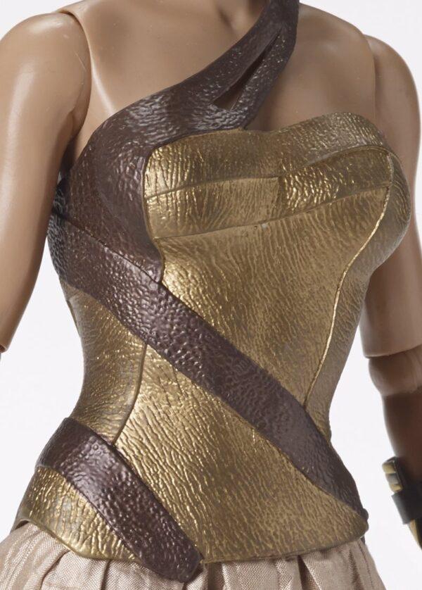 Tonner Wonder Woman Training Armor-13891