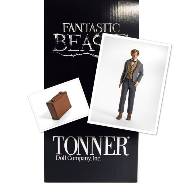 Tonner Fantastic Beasts & Where to Find Them, Newt Scamander-14055