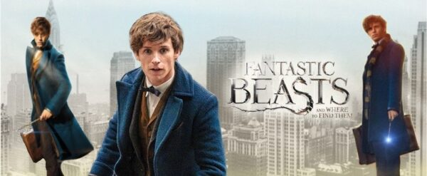 Tonner Fantastic Beasts & Where to Find Them, Newt Scamander-14056