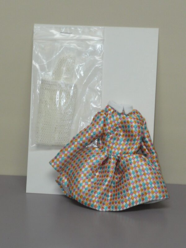 Integrity Poppy Parker Paper Doll Dress & Stockings-0
