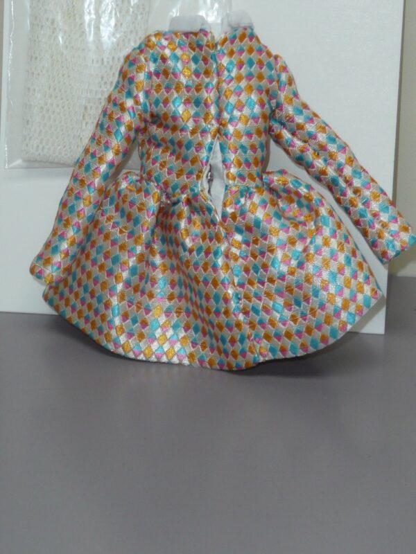 Integrity Poppy Parker Paper Doll Dress & Stockings-14109