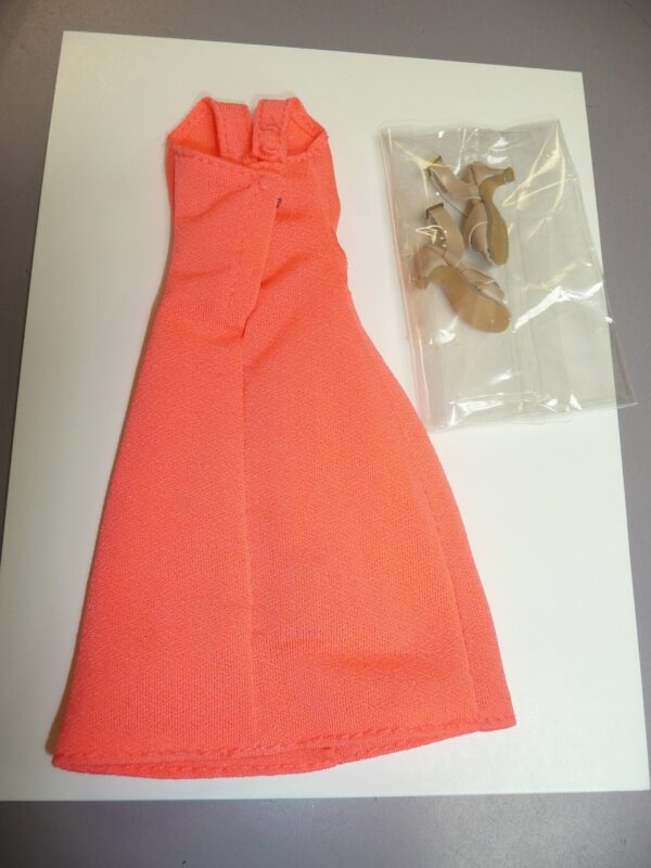 Integrity IBTE Coral Dress With Shoes-0