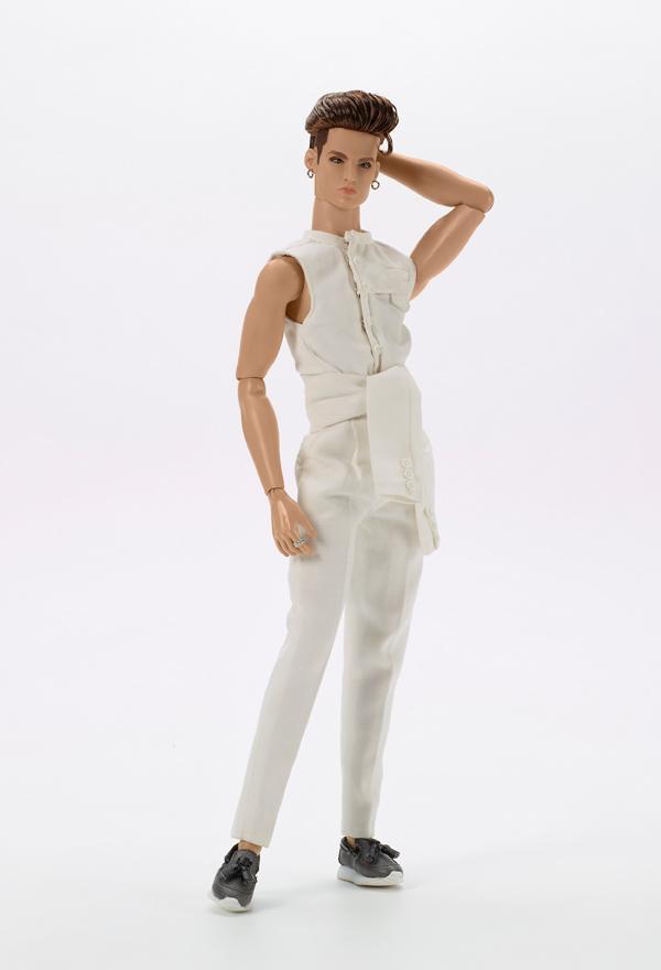 Integrity Fresh Wear Declan Wake Dressed Doll -14467