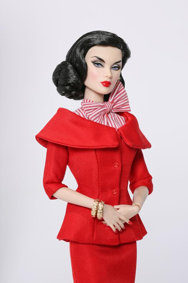 Integrity Lunch At 21 Victoire Roux™ Dressed Doll -14471
