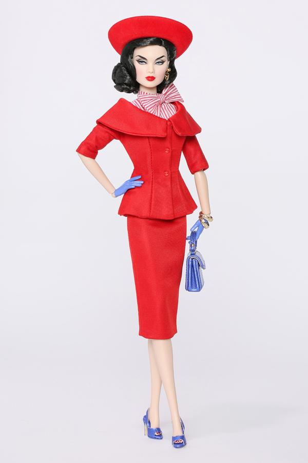 Integrity Lunch At 21 Victoire Roux™ Dressed Doll -0